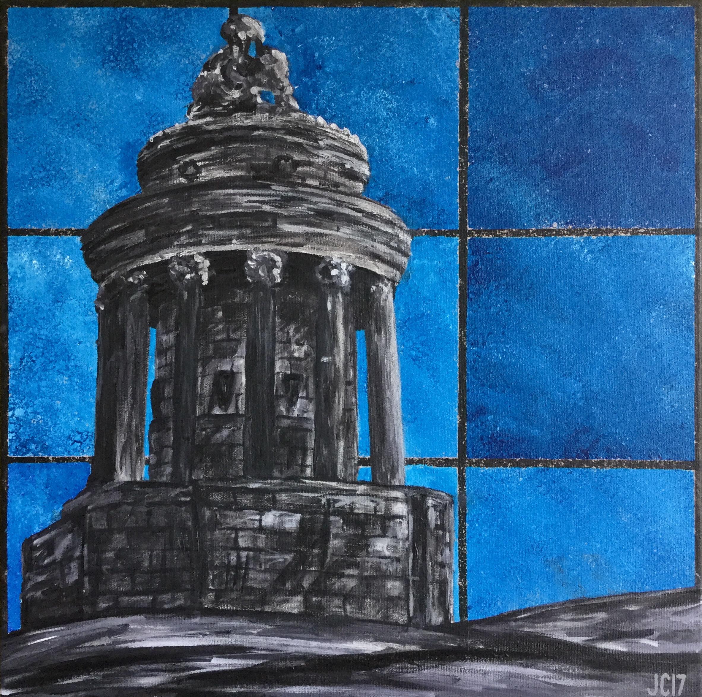 Burns Monument, Edinburgh