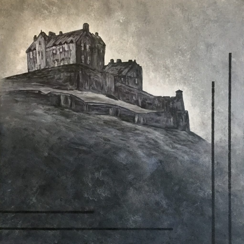 Castle in the Grey