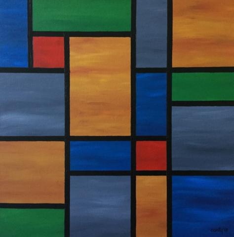 Take on Mondrian IV