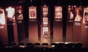 LBB stage set, Australia Shakespeare Co.
